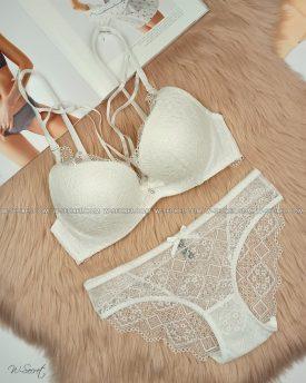 Weiyesi 5950 C Белый комплект нижнего белья